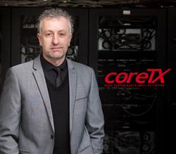 Simon Mewett on coreTX