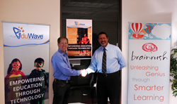 BrainRush and ITG America form education technology partnership
