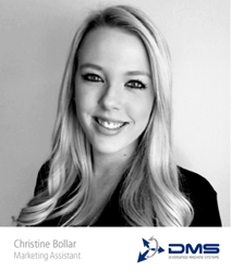 Diversified Machine Systems Marketing Assistant Christine Bollar