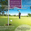 Festiva Charitable Golf Tournament Raises More Than $85,000
