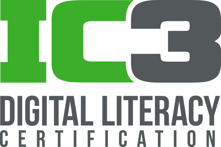 certiport ic3 digital literacy certification endorsed by