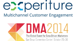 Experiture Customer Experience Marketing at DM A2014