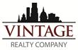 Vintage Realty Company Shreveport Louisiana Logo Image