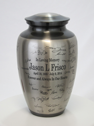 Signature Urn by In the Light Urns