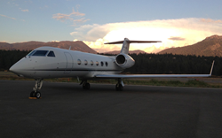 Silver Air is based in Southern California and has worldwide capabilities.