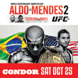 Condor Club San Francisco Presents Aldo vs. Mendes 2
