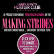 Larry Flynt's Hustler Club San Francisco Supports Making Strides...