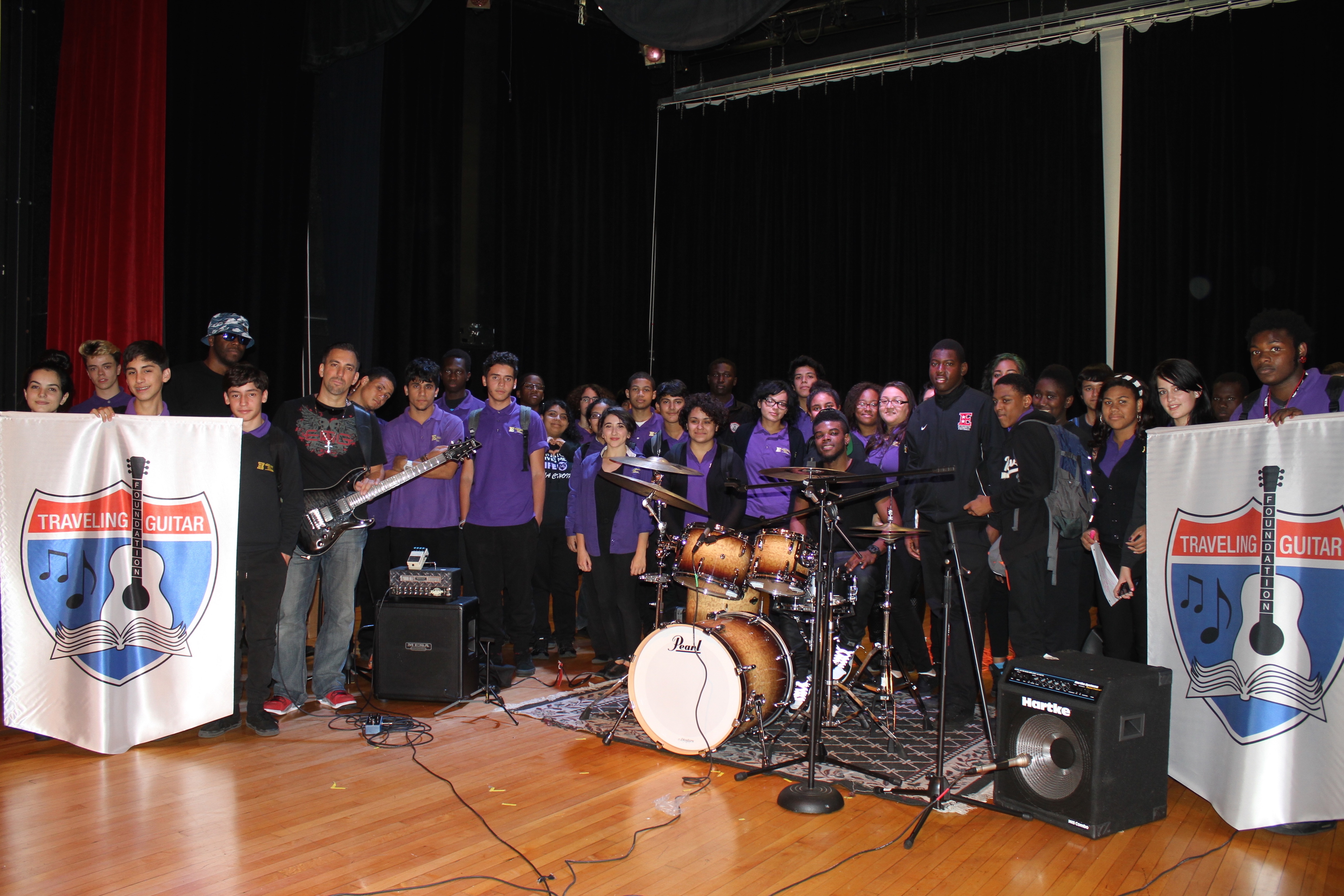 The Traveling Guitar Foundation Returns Home To Eps