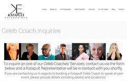 Katapult Celeb Coaches