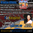 "Chasity Melvin, Katapult Enterprises' ""Sports, Transition & Confidence Coach"""