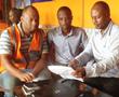 Team planning program in Ghana
