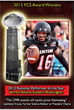 Vernon Adams - 2013 CFPA FCS National Performer of the Year