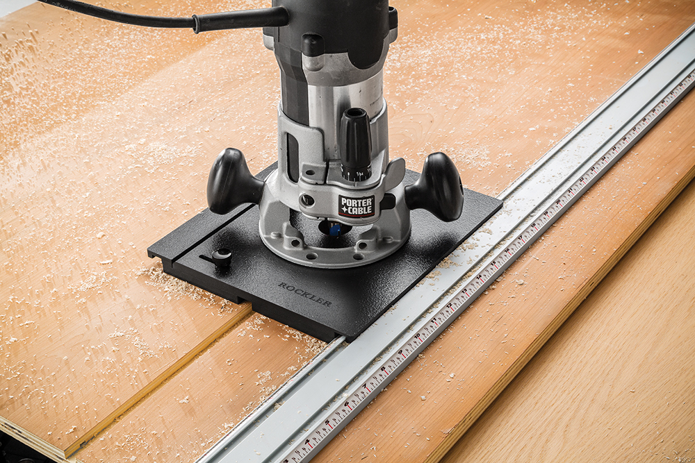 Rockler Adjustable Dado Jig