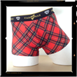UnderCover MensWear carries Cahoonas Tartan Limited Edition Royal Stewart Microfiber trunk