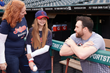 Cali girl granted wish to meet Indians' player Jason Kipnis