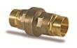 New Bonomi Lead-Free Sweat-End Brass Check Valves: Fast, Bubble-Tight...