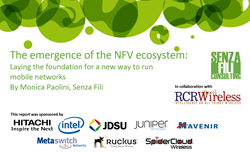 NFV network functions virtualization