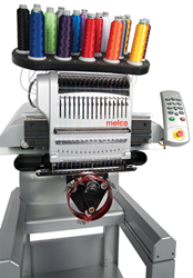 Melco EMT16 Embroidery Machine