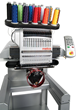 Melco Announces New Embroidery Machine