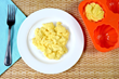 EZ Scramble Makes Light, Fluffy Scrambled Eggs In The Microwave In...
