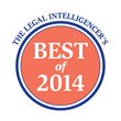 The Legal Intelligencer Best of 2014