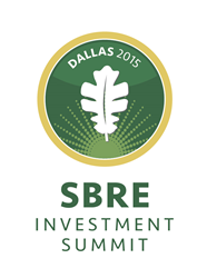 SBRE Investment Summit Logo_Dallas 2015