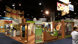 Hass Avocados' Exhibit by Absolute Exhibits at the FNCE Trade Show
