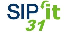 SIPit 31 logo