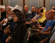 Guests at the International Day of Peace celebration at the Center of Scientology of Tel Aviv September 21, 2014, learned of the peace-building work of religious and community leaders.