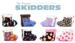 Skidders Footwear Launches New Plush Booties & Slipper Grips...