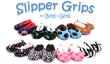Plush Slipper Grips