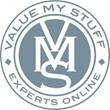 Logo for ValueMyStuff.com