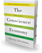 Bibliomotion Launches The Conscience Economy by Steven Overman