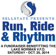 "Commuity Ablaze With ""Run, Ride and Rhythm"" Fundraiser Benefitting..."