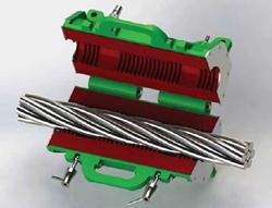 Viper Wire Rope Lubricator Maxi MKII