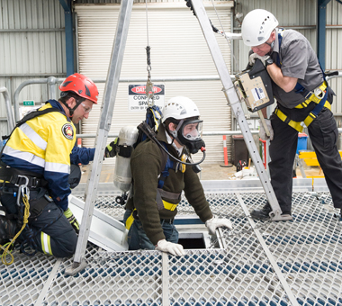 Fire Amp Safety Adds Confined Space Training Trailers To