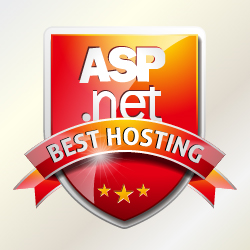 The Award of Best ASP.NET Hosting 2014