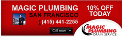 San Francisco Trenchless Sewer Replacement and Repair