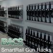 BACS SmartRail Gun Racks
