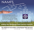 National Association of Mortgage Field Services Announces New Officers and Board Members