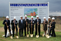GLP Development Breaks Ground on 82,000 sq. ft. Building at Innovation Park, Penn State