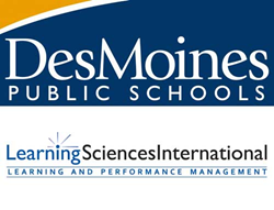 Learning Sciences International partners with Des Moines Public Schools on a Wallace Foundation grant to improve principal effectiveness.