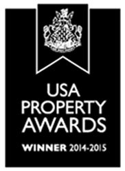USA Property Awards Winner 2014-2015
