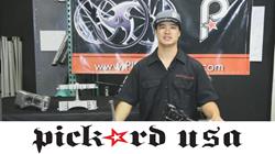 Harley Bagger Short Neck Rake Kit