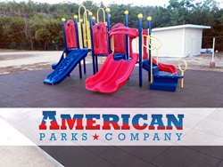 American Parks Company installs Rhyme 'n Reason commercial playground equipment internationally