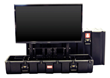 Trident Systems Inc. Ships 353 Ruggedized Rapid Deployable Displays...