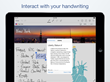 MyScript® Releases Smart Note Application For iPad® And Android™ Tablets