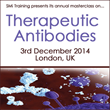 Therapeutic Antibodies- exclusive 1-day masterclass in London, UK
