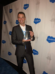 Mediacurrent Awarded Best Overall SMB by Salesforce