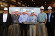 Construction Begins on Crowley's New Commitment Class LNG-Powered ConRo Ships for Use in the Puerto Rico Trade